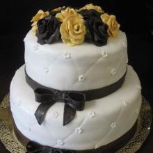 Торт Свадебный. №50