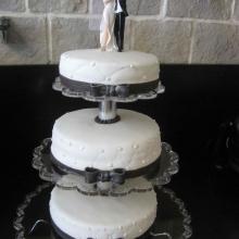 Торт Свадебный. №52