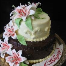 Торт Свадебный. №53