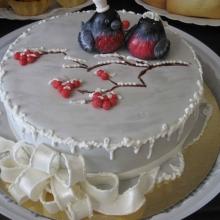 Торт Свадебный. №54