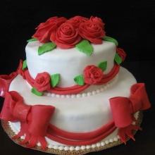 Торт Свадебный. №55