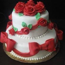 Торт Свадебный. №57