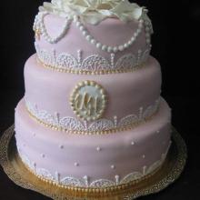 Торт Свадебный. №56