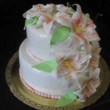 Торт Свадебный. №60