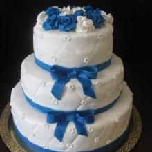Торт Свадебный. №65