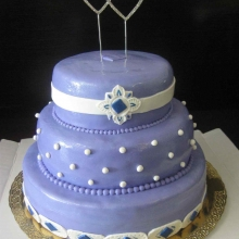 Торт Свадебный. №64