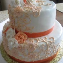 Торт Свадебный. №63