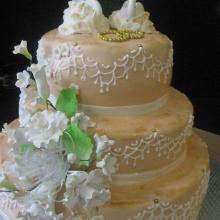Торт Свадебный. №61
