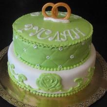 Торт Свадебный. №72