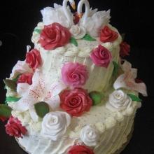 Торт Свадебный. №71
