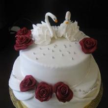 Торт Свадебный. №70