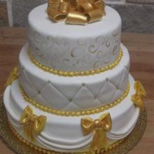 Торт Свадебный. №79