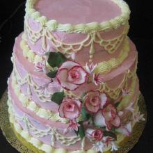 Торт Свадебный. №78
