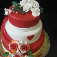 Торт Свадебный. №75