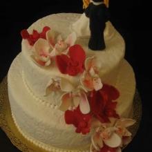Торт Свадебный. №86