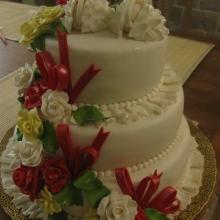 Торт Свадебный. №84