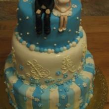 Торт Свадебный. №83