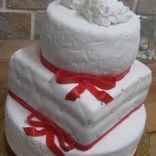 Торт Свадебный. №80