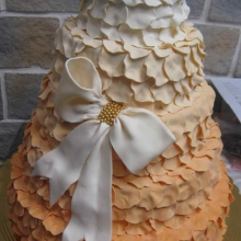 Торт Свадебный. №81