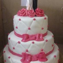 Торт Свадебный. №87