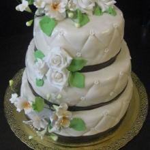 Торт Свадебный. №97