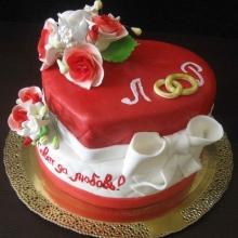 Торт Свадебный. №96