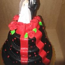 Торт Свадебный. №95