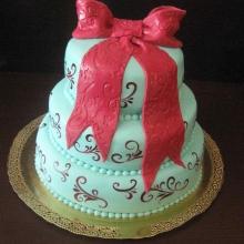 Торт Свадебный. №94