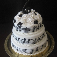 Торт Свадебный. №93