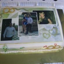 Торт Свадебный. №101