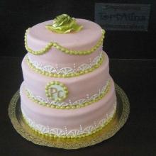 Торт Свадебный. №111