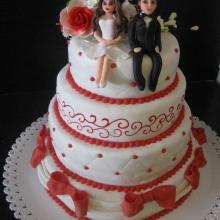 Торт Свадебный. №109