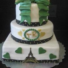 Торт Свадебный. №108