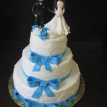 Торт Свадебный. №107