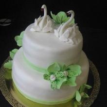 Торт Свадебный. №104