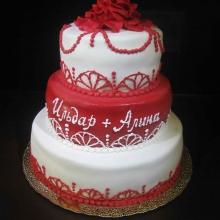 Торт Свадебный. №121