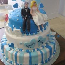 Торт Свадебный. №126