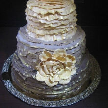 Торт Свадебный. №129