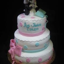 Торт Свадебный. №128