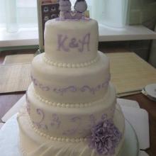 Торт Свадебный. №113