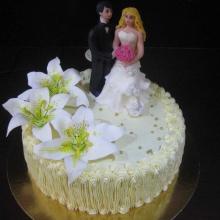 Торт Свадебный. №125