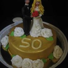 Торт Свадебный. №123