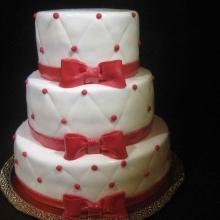 Торт Свадебный. №119