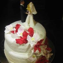 Торт Свадебный. №117