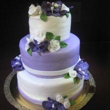 Торт Свадебный. №131
