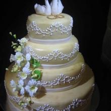 Торт Свадебный. №136