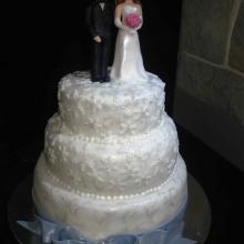 Торт Свадебный. №141