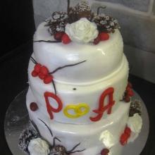 Торт Свадебный. №146