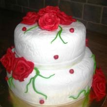Торт Свадебный. №145