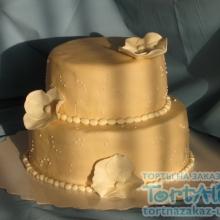 Торт свадебный. №2